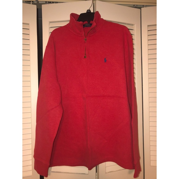Polo by Ralph Lauren Other - POLO ZIP SWEATER